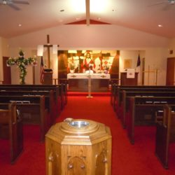 Our  Redeemer Lutheran Church, Webster, WI